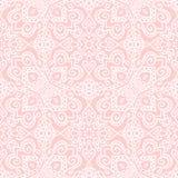 Roze volkspatroon Royalty-vrije Stock Fotografie