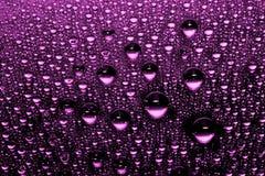 Roze waterdalingen Royalty-vrije Stock Fotografie