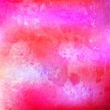 Roze waterverf geweven achtergrond Abstracte vector royalty-vrije illustratie