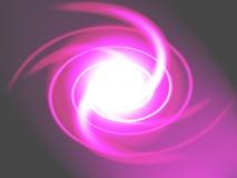Roze werveling Royalty-vrije Stock Foto