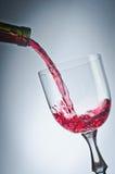 Roze wijn Royalty-vrije Stock Foto