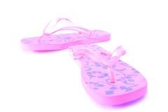 Roze wipschakelaars Royalty-vrije Stock Fotografie