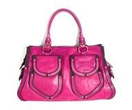 Roze zak Stock Afbeelding