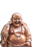 roześmiana Buddha statua Obraz Stock