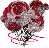 rozen vector illustratie