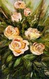 rozen royalty-vrije illustratie