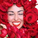 In rozen Stock Fotografie
