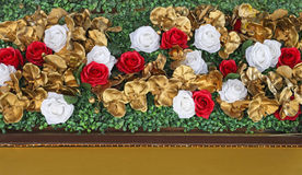 Rozendecor Royalty-vrije Stock Foto's