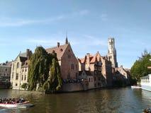 Rozenhoedkaa, Brugge Zdjęcia Royalty Free