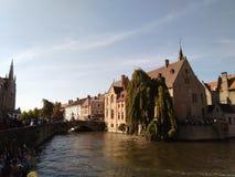 Rozenhoedkaa, Brugge Obraz Royalty Free