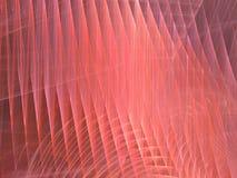 Rozerode abstracte achtergrond stock illustratie