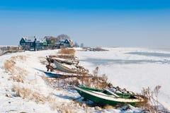Rozewerf no inverno Fotografia de Stock Royalty Free