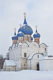 Rozhdestvensky cathedral in Suzdal, Russia Royalty Free Stock Photography