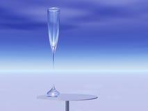 rozkaz wysoki szklany Fotografia Royalty Free