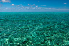 rozległości woda zdjęcia royalty free
