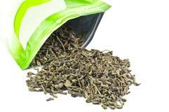 Rozlewająca herbata Zdjęcie Royalty Free