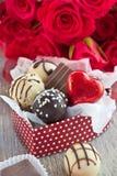 Rozmaitość czekolady Fotografia Stock