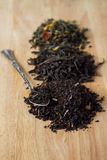 Rozmaitość herbata Zdjęcie Stock