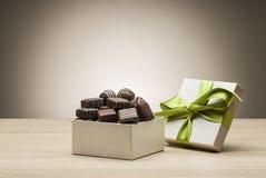 Rozmaito?? czekolady zdjęcie stock