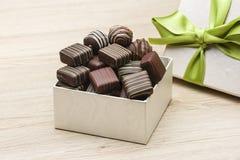 Rozmaito?? czekolady obrazy royalty free