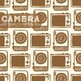 Rozmiar cyfrowa kamera Obraz Royalty Free