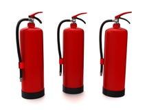 rozmiar xxl gaśnicę ogień Fotografia Stock