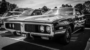 Rozmiaru Dodge samochodowa ładowarka Obrazy Royalty Free