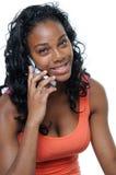 rozmowa telefon Fotografia Royalty Free