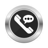 Rozmowa Telefonicza wektoru ikona ilustracja wektor