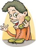 Rozmowa Telefoniczna ilustracji