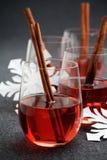 Rozmyślający wino Fotografia Stock