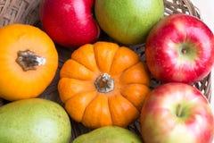 rozochocone owoców mieszania owocowe Fotografia Stock