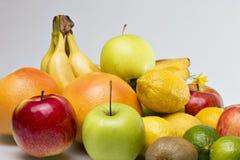 rozochocone owoców mieszania owocowe obraz royalty free