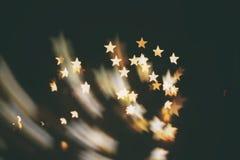 Rozognia gwiazdy Zdjęcie Royalty Free