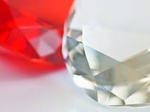 rozpada się gemstones Obraz Royalty Free