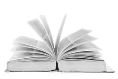 Rozpieczętowana książka Zdjęcie Stock