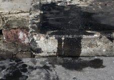 Rozpieczętowana manhole pokrywa obrazy royalty free