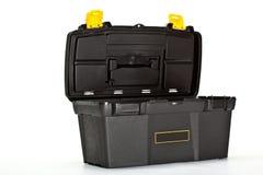 rozpieczętowany budowy toolbox zdjęcie royalty free