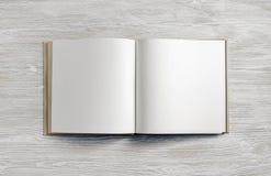 Rozpiecz?towana pusta broszura fotografia royalty free