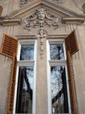 rozpieczętowani okno Zdjęcia Stock