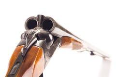 Rozpieczętowany polowanie pistolet Zdjęcie Stock
