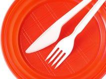 rozporządzalny tableware obrazy royalty free