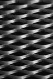 Rozprężona metal siatka Zdjęcie Stock