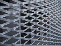 Rozprężony metal Fotografia Stock