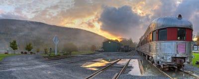 Rozprucia Van Winkle Ulotka panorama Zdjęcie Stock