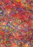 rozprysk farb tło Fotografia Stock