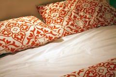 rozprzestrzenianie się łóżka Zdjęcia Royalty Free
