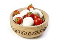 Rozrasta się pomidoru Zdjęcie Stock