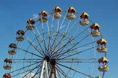 rozrywkowy ferris parka koło Obrazy Stock