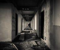 Rozrzucony korytarz Fotografia Stock